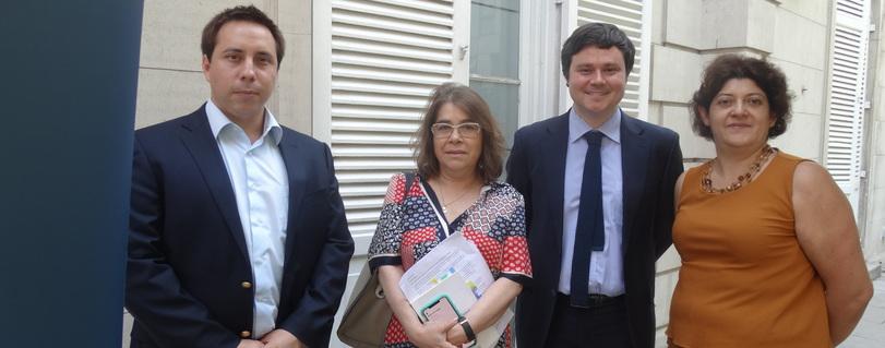 Con ponencia del profesor Jaime Phillips sobre el efecto obligatorio del precedente de la Contraloría se realizó Tercer Encuentro de Investigación