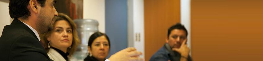En el 3º Encuentro de Investigación expuso el profesor Jaime Gajardo.