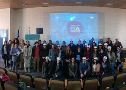 Últimas investigaciones sobre enfermedad ELA abordó Jornada de Actualización de Kinesiología
