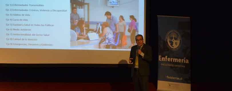 Subsecretario de Redes Asistenciales destacó proyecto de hospitales digitales en encuentro U. Finis Terrae