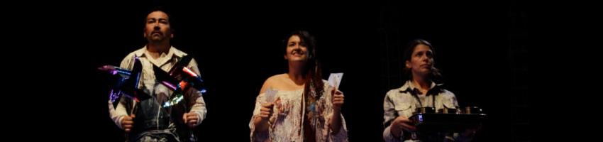 """Francisco Krebs, académico de la Escuela de Teatro, dirige en GAM """"Clausurado por ausencia"""""""