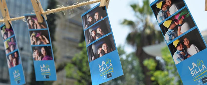 """Futuros jóvenes universitarios pusieron a prueba su vocación en la Jornada """"La Silla"""""""