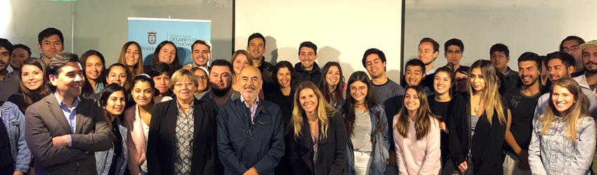 Universidad Finis Terrae, Municipalidad de Providencia y Telefónica I+D lanzan primer laboratorio vivo de innovación aplicada