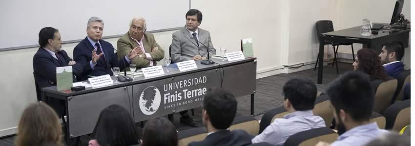 """Lanzan libro """"Ecología y Sociedad"""" del profesor Alejandro Canut de Bon"""