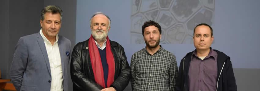 """Libro """"Ciencia Abierta: Singularidad e Irrupción en las Fronteras de la Práctica Artística"""" fue presentado en Cátedra siglo XXI"""