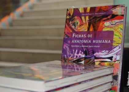 Académicos de las Escuelas de Medicina y Odontología de la U. Finis Terrae lanzaron libro sobre anatomía