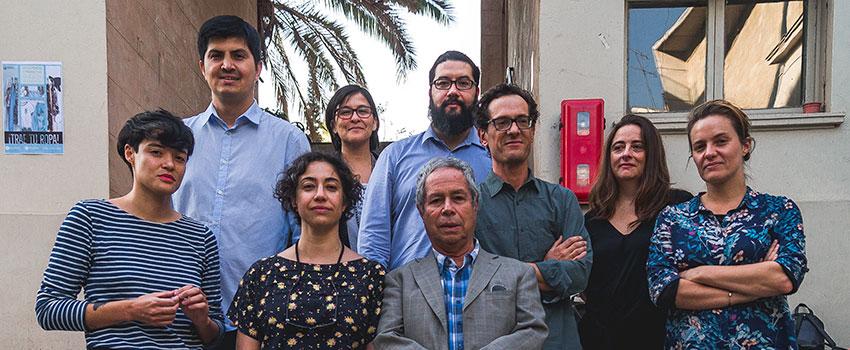 Escuela de Literatura realizó inauguración del Año Académico 2018
