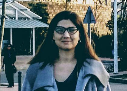 Profesora Lucía Rizik realiza estancia de investigación en España