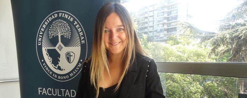 Profesora Macarena Diez es aceptada en la Asociación Chilena de Derecho Constitucional