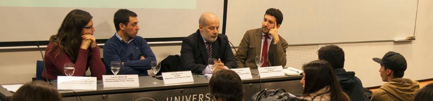 Académicos debaten sobre la importancia de la prevención, tras promulgarse nueva Ley de Maltrato Infantil