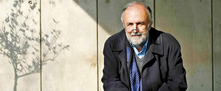 Marco Antonio de la Parra recibe Premio a la Trayectoria de las Artes Escénicas