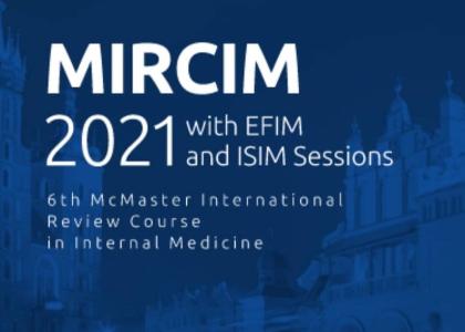 Académicos de la Escuela de Medicina participan de curso de revisión Mircim 2021