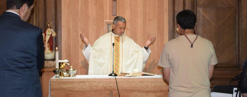 Pastoral Finis Terrae celebró misa de Cristo Rey