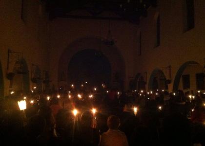 Pastoral de la Universidad Finis Terrae realiza misiones de Semana Santa