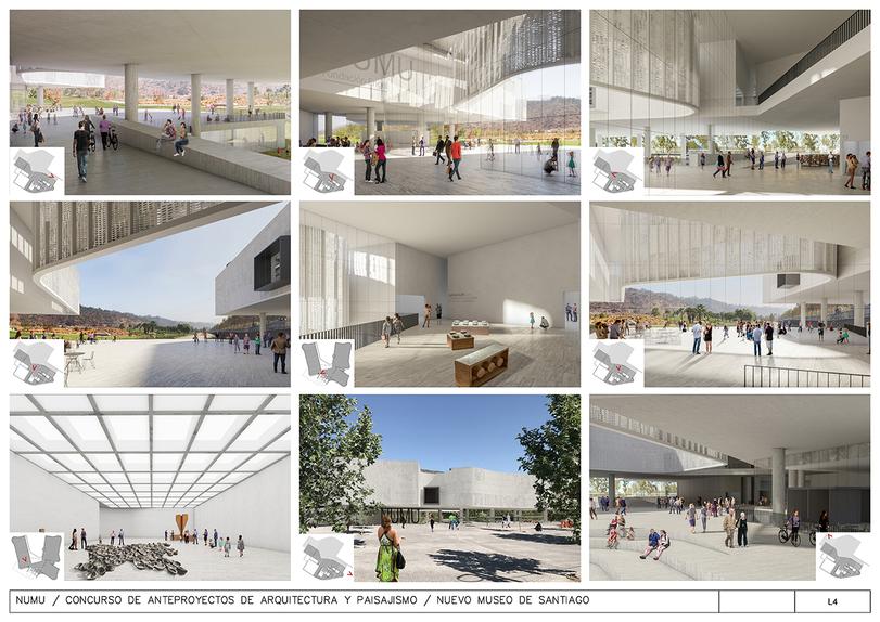 Egresados de Arquitectura participan en proyecto ganador de concurso para Nuevo Museo de Santiago