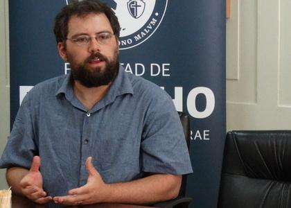 Pablo Ortúzar expuso los avances de su tesis doctoral en Oxford en Segundo Encuentro de Investigación