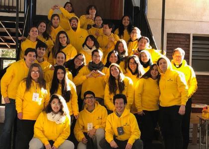 Misiones: Más de 30 miembros de la pastoral universitaria viajaron hasta Petorca para evangelizar y brindar ayuda