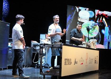 Figuras de talla mundial brillaron en III Congreso de Pastelería 'Pastry Chile 2019'