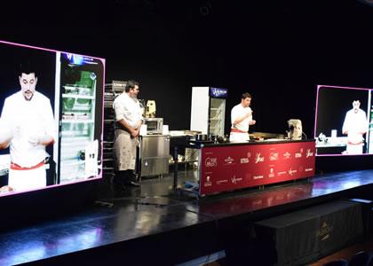 Universidad Finis Terrae fue sede del Primer Congreso de Pastelería y Chocolatería Internacional PastryChile