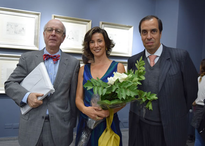 U. Finis Terrae da inicio a la conmemoración de sus 30 años con exposición de Picasso