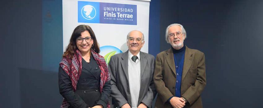 """Universidad Finis Terrae presentó el libro """"Ecología Integral y Bioética"""""""