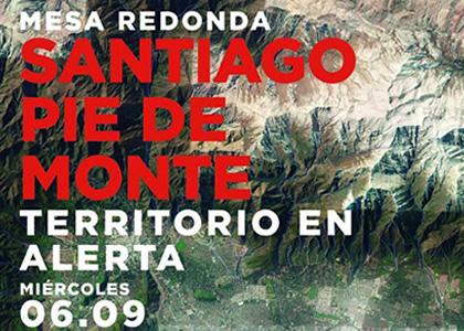 Arquitectura organiza Mesa Redonda sobre Pie de Monte de Santiago