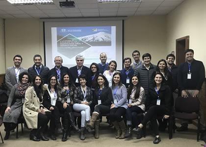Escuela de Odontología participa en V jornadas de docencia en Radiología Oral y Maxilofacial