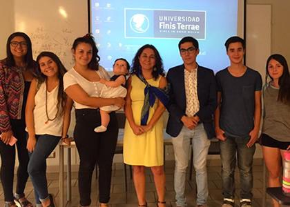 """Estudiantes crean Academia de Derecho de Familia,  un """"espacio de pensamiento en la comunidad"""""""