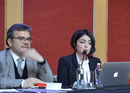 Académicas de la Facultad de Derecho participan en la XV Jornadas Nacionales de Derecho Civil