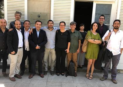 Director del primer periódico digital de Latinoamérica inauguró Año Académico en Periodismo