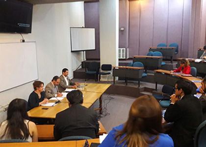 Profesores de la Facultad exponen en las XLVI Jornadas Chilenas de Derecho Público