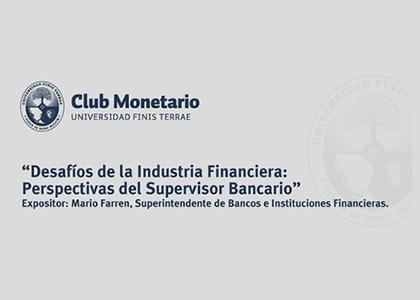 Ven a un nuevo encuentro del Club Monetario