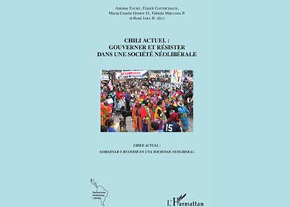 """Investigador del CIDOC coedita libro """"Chile actual: resistir y gobernar en una sociedad neoliberal"""""""