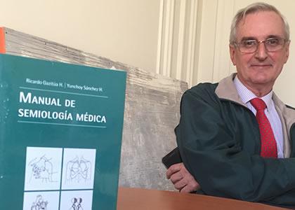 Escuela de Medicina presenta Manual de Semiología Médica