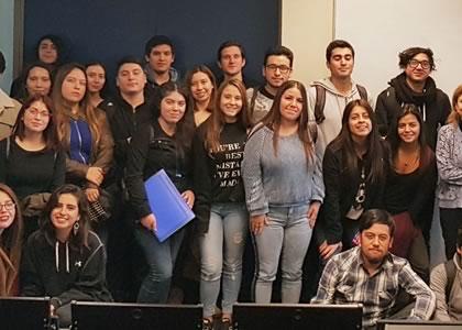 Estudiantes reflexionan sobre cambio climático y Derechos Humanos en Segundo Coloquio de Investigación