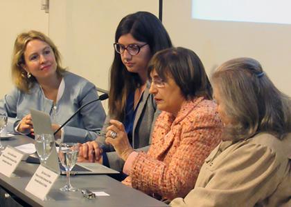Debaten sobre alcances del Acuerdo de París en Seminario Internacional de la Facultad de Derecho