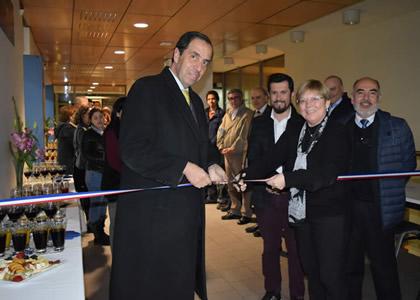 Escuela de Ingeniería inaugura nueva infraestructura de laboratorios