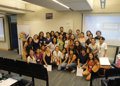 Escuela de Enfermería realizó exitosa primera versión de Curso ECMO Pediátrico