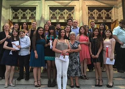 Cardenal Ricardo Ezzati confirmó a 17 personas de la comunidad Finis Terrae
