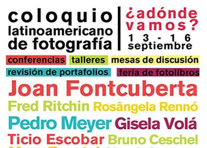 Coordinadora de Investigación y Creación de la Facultad de Arte participó en Coloquio Latinoamericano de Fotografía