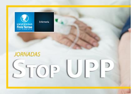 """Enfermería realizó jornadas de capacitación """"Stop Upp"""""""