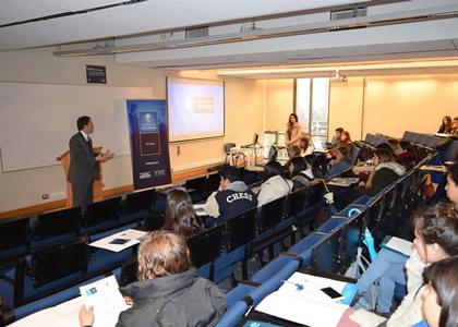 U. Finis Terrae fue sede de la Primera Jornada Internacional de Psicoprofilaxis Quirúrgica infantil