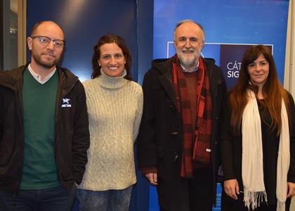 Universidad Finis Terrae realiza nueva edición de Cátedra Siglo XXI