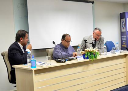Profesor Rodrigo Ríos expuso en el Segundo Seminario Internacional de Tutelas Efectivas de Derechos Indisponibles
