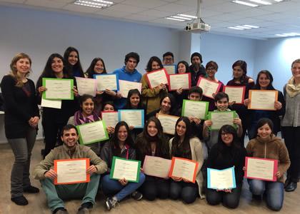 Escuela de Psicología realizó Taller de autoconocimiento a alumnos de segundo año