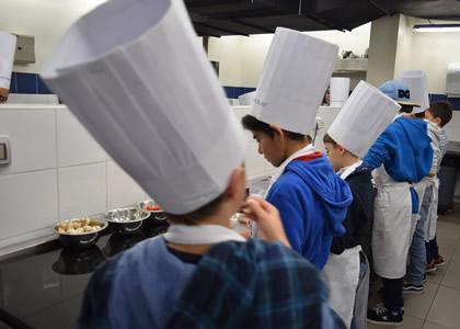 Le Cordon Bleu Chile realiza 2da versión del Winter Kids Cooking