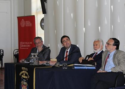 Jornadas de Derecho Público PUCV