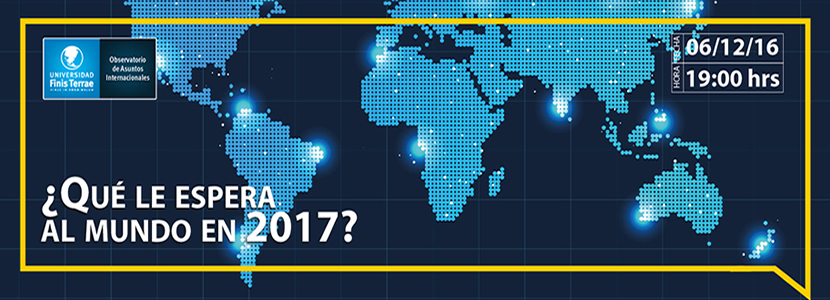Observatorio de Asuntos Internacionales culmina su ciclo de charlas 2016
