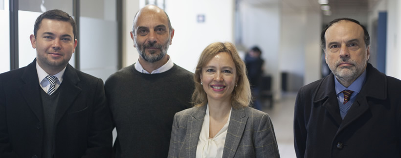¿Un abogado debe creer en la inocencia de su cliente? Profesor argentino propone debate ético en la Finis Terrae