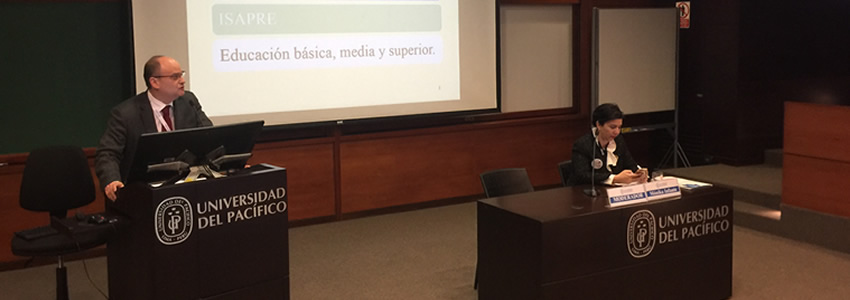 Rodrigo Barcia expone en la Asociación Latinoamericana e Iberoamericana de Derecho y Economía